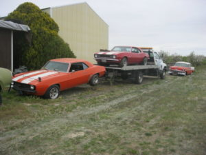 """Washington Orchard Yields Bumper Crop of Classic Cars"" (by Fox News Network, LLC)"