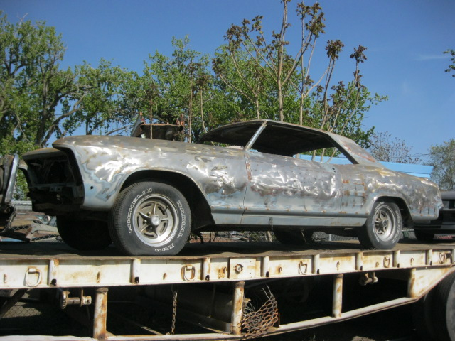 1963 Buick Riviera  disassembled and stripped to metal. Nice body with minimal rust, have engine, trans, interior and most trim. $2,500 for what I have or can part out.  n-357