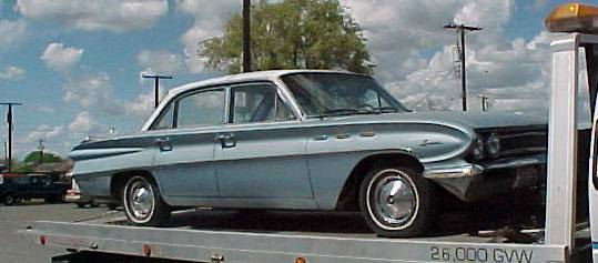 1962 Buick Special 4 door 215 alumimum block V-8, automatic, super clean interior, minor dings and rust.Engine was rebuilt but runs poorly. Nice clean little car. $1200. n-219