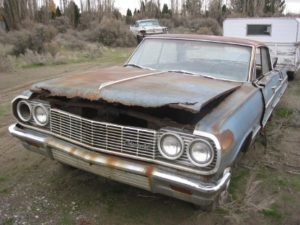 1964 Chevy Impala - The Rusty Car Award