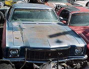 1970 Monte Carlo - parts car has A/C, rear defroster, 12 bolt rear end etc.  All or parts. n-096