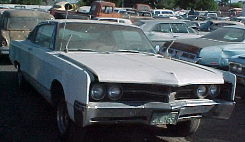 1967 Chrysler 300 2 Door Hardtop Has bucket seats, power steering, power brakes, A/C. No engine or trans.  Nice body and interior -- even has fender skirts.  $1,200 n-238