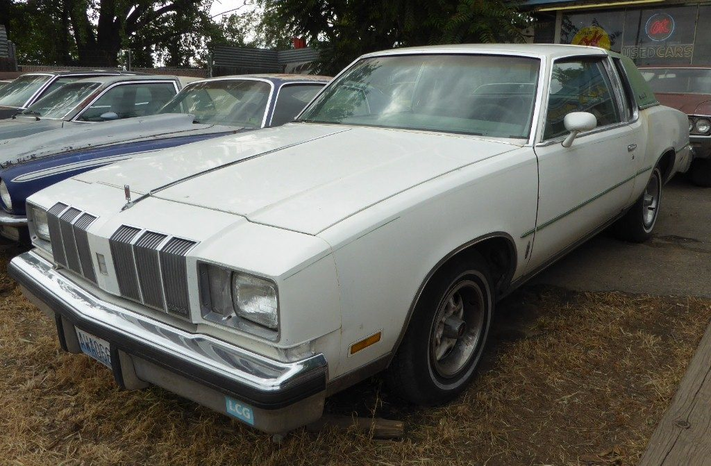 1978 Cutlass Supreme Brougham  260 V-8 clean and straight, Rallies loaded w/options, $1,850   n-504