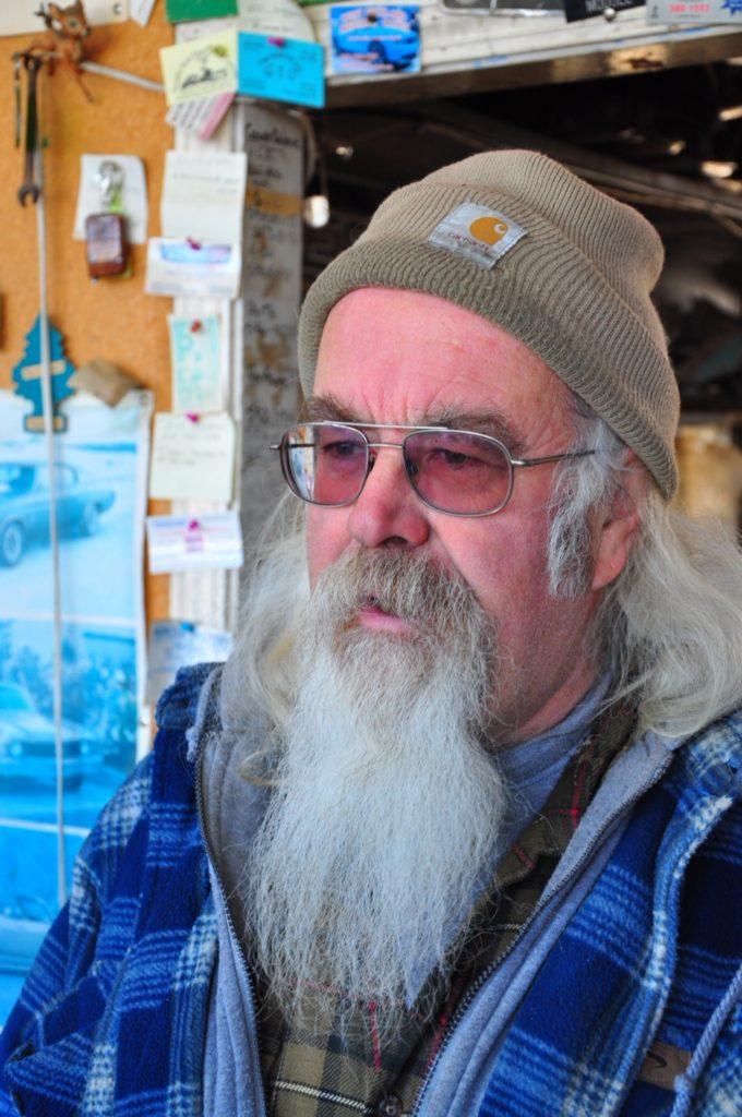 Dan Stafford of Dan's Garage in Kennewick, WA