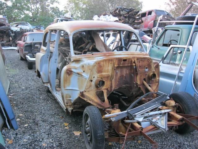 1953 Chev Handyman wagon, basket case parts car. All or part. n-299