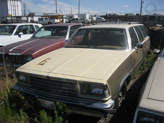 1979 Malibu station wagon  305 V-8 , automatic, tilt, factory A/C. Not runing, not rusty, complete and fairly straight.   $950  n-387